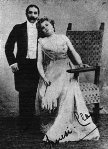 Rigó Jancsi és Claire Ward